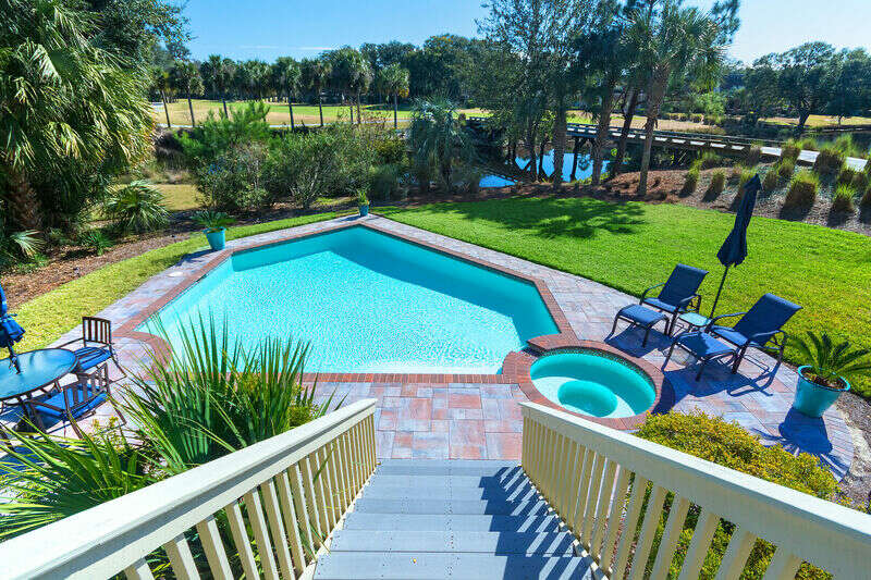 Coastal Vacation Rentals - Palmetto Dunes, Golf Course and Lagoon View, New 2017 Rental photo