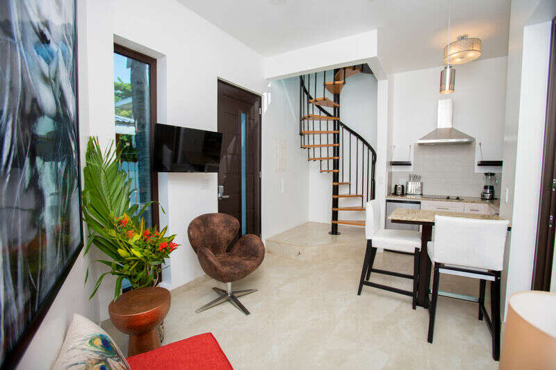 Bella Luna Beach House 1 Bedroom two story tower photo