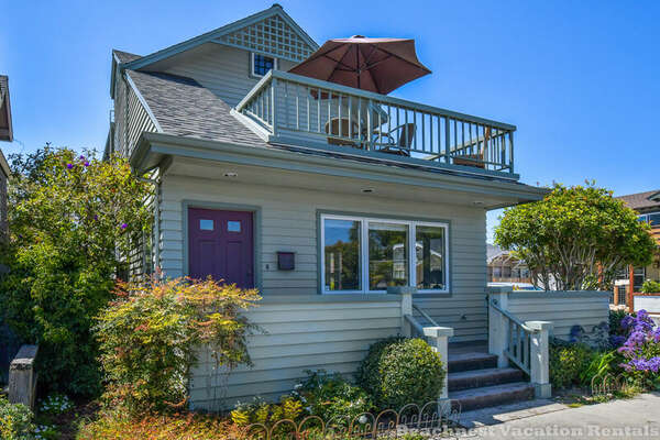 Beach Bungalow at Seabright photo