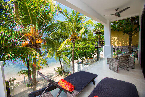 Bella Luna Beach House 2 Bedroom Option photo