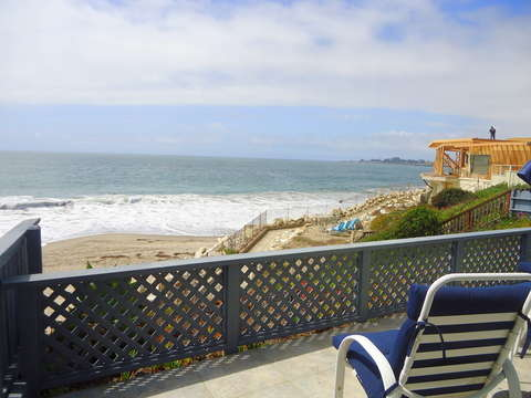 131/The Front Row *Oceanfront/Hot Tub* photo