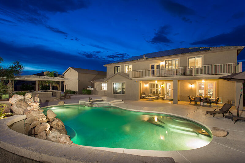 Signature Vacation Rentals - AZ: The Sound Of Freedom in Surprise