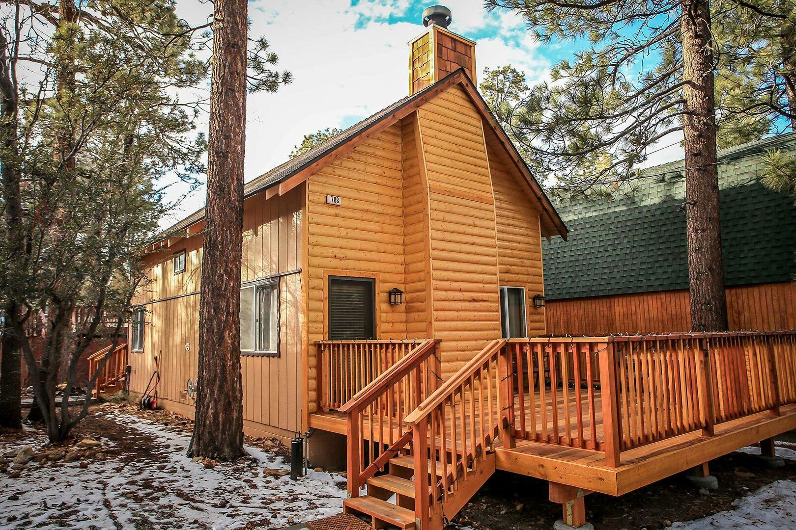 Magic Haus 1650 Big Bear Vacations