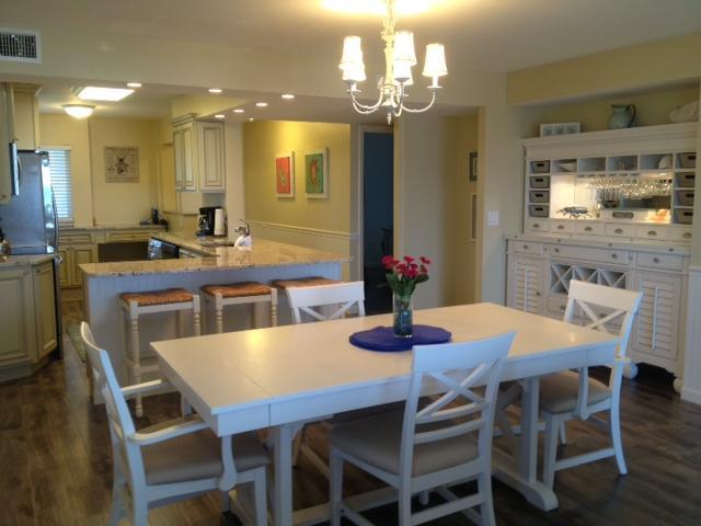 Tivoli by the Sea-Unit 501 - Open concept kitchen