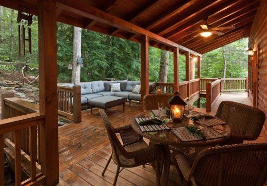 Hidden Valley Paradise Blue Sky Cabin Rentals Of North