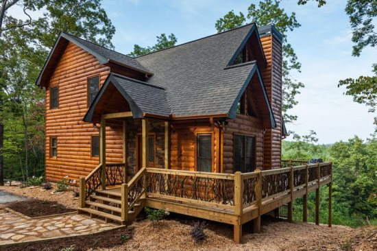 georgia rental clouds celtic north in property cabin ridge cabins rentals ga blue to minutes