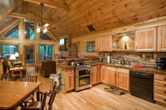 Blue Sky Cabin Rentals: Mountain Luxury Escape In Gilmer U2013 Blue Sky Cabin  Rentals Of North Georgia