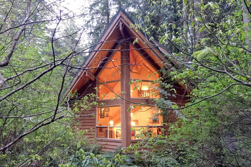 Mt baker lodging cabin 4 in mt baker mt baker for Mount baker cabins