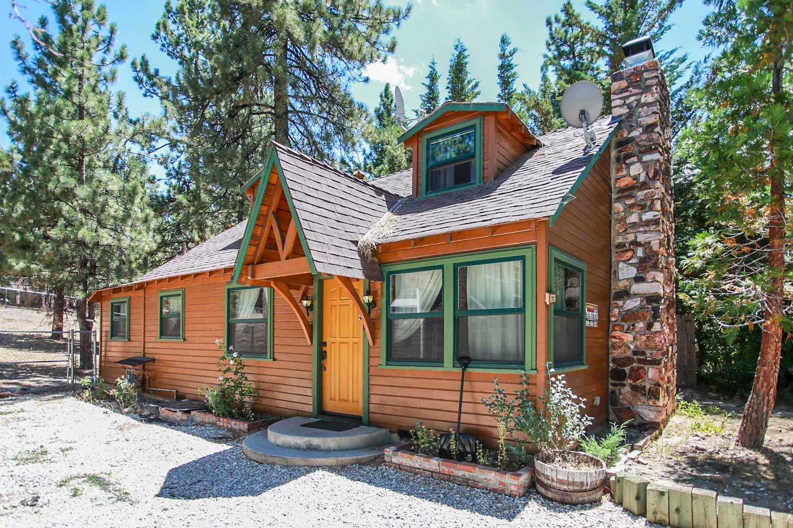 Elgin Retreat 1463 Big Bear Vacations