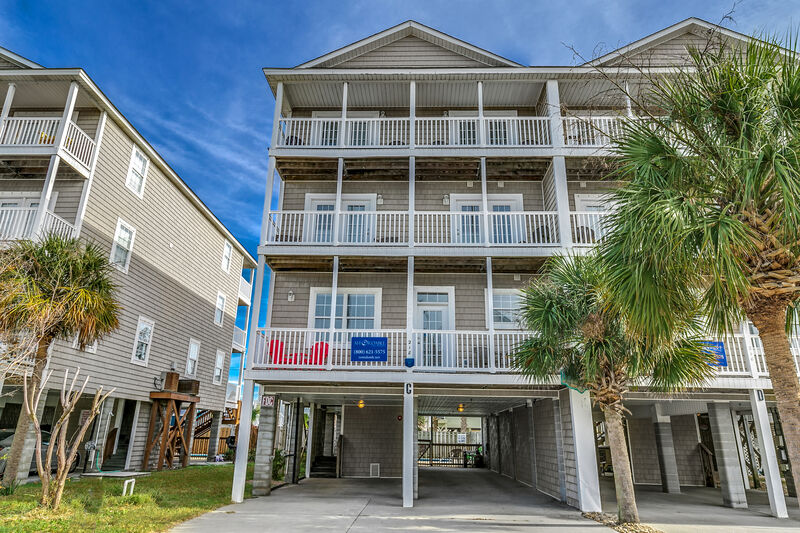 Myrtle Beach Vacation Home Rentals With Private Pool