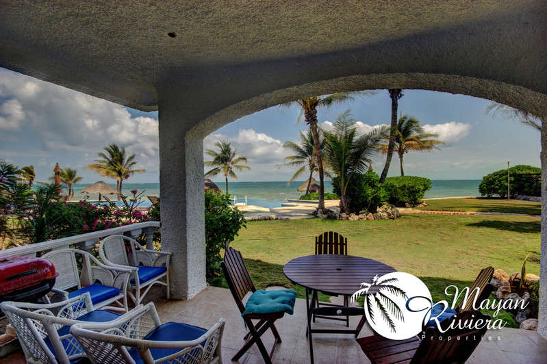 211029 -  Ocean Front 3 Bedroom Villa - Price Reduced! photo