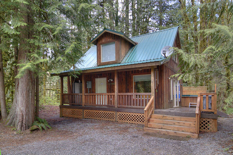 Washington State Cabin Rentals Mysty Mountain Properties