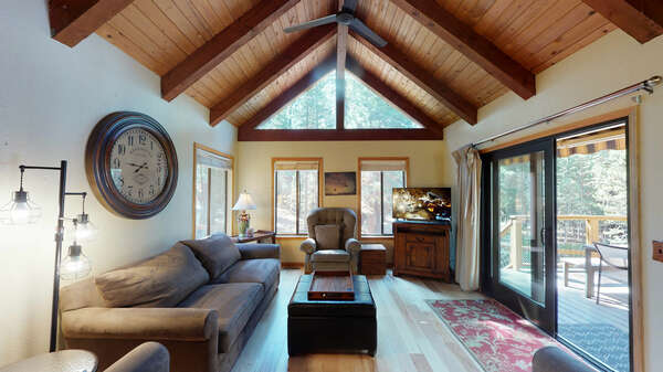 tahoe level cabins to luxury rentals famous middle cabin pin open upper lake