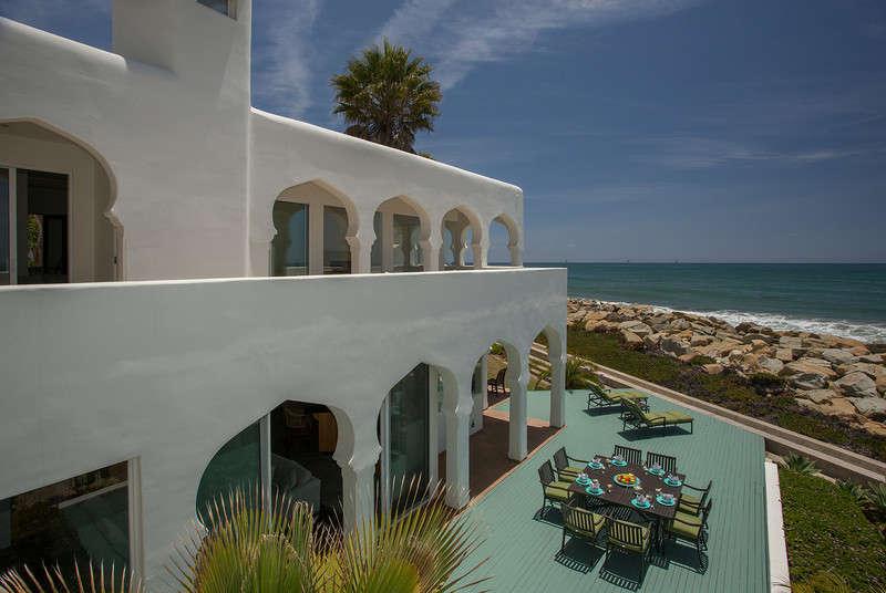 Sand Point Villa