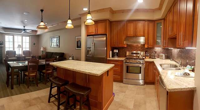 Silver Mountain Condo 207 photo