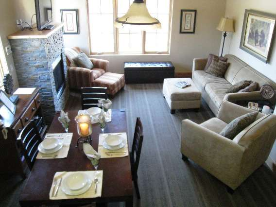 Silver Mountain Condo 302 photo
