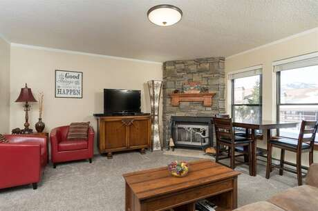 Wolf Lodge Condo | 306 photo