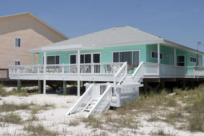 Beach House Rentals Vacation Homes Panama City Beach Fl Sunspot Realty