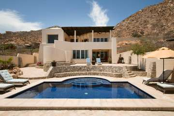Incredible ocean views welcome you as soon as you open the front door. This 4 BR/3.5 bedroom Pedregal Villa is sure to please. Maybe its the private pool or the heavenly views, but its probably more about feeling immediately at home with all the amenities you will need for a short term villa rental.&nbsp;<br />All our rentals include complimentary concierge services to help you plan your entire vacation before you even arrive.&nbsp;<br /><br />It is a close walk to the pristine Pedregal Beach, Casa Angel is a tropical retreat located on the Pacific side of the exclusive Pedregal development.&nbsp;<br />&nbsp;<br />Note...planned renovations to add additional bedroom and 2 additional baths. Price is subject to change once renovations are complete.