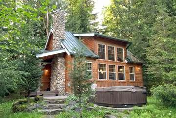 Mt. Baker Lodging, Inc (accommodations) - Maple Falls, WA