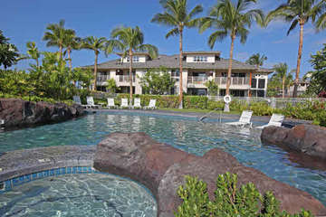 Waikoloa Beach Villas Unit O-22 photo