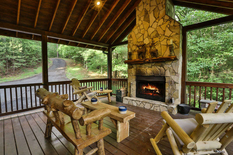 Blue Ridge, GA & North Georgia Cabin Rentals • Blue Sky ...