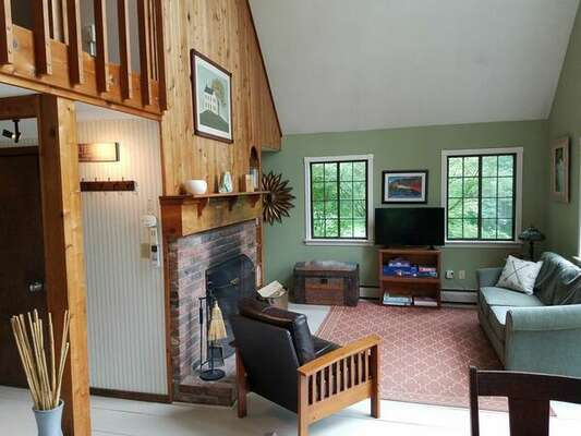 Cozy Quechee Retreat (7001) photo