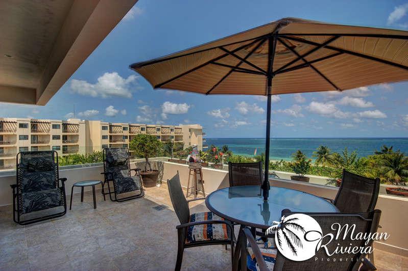 213021 - Amazing 2 Bedroom Penthouse with Huge Terrace & Rooftop Overlooking the Sea photo